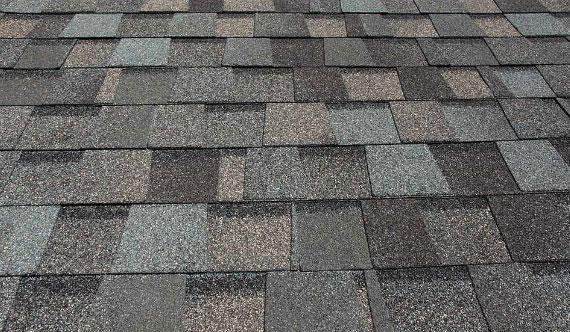 roof maintenance -- shingles