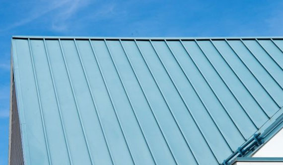 roof maintenance -- metal roofing system
